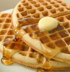 Simple Waffles