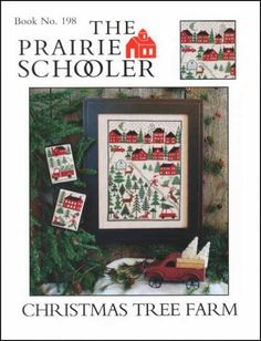 Prairie Schooler - Cross Stitch Patterns & Kits - 123Stitch.com