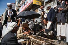 Travel and street photography from Yemen. | Maciej Dakowicz