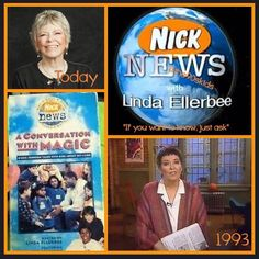 """908 likes  At 8pm EST, #lindaellerbee will officially retire from #nicknews with a final (and surely nostalgic) show on #nickelodeon ... #the90skids remember watching Nick News growing up. Episodes that I still remember well are """"Stranger Danger"""" and when Magic Johnson came on the show to talk to kids about HIV/AIDS. I'll be watching Linda's last show tonight."""