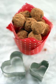 Cardamom-Scented Truffles