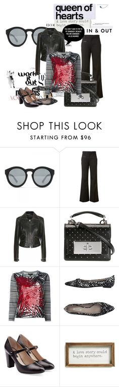 """Queen Classic"" by carolstos on Polyvore featuring moda, Marc Jacobs, Arco, Face to Face, women's clothing, women, female, woman, misses e juniors"