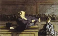 Daumier 'The Defender'