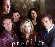 Profiler was an American crime drama that aired on NBC from 1996 to 2000. The series follows the exploits of a criminal profiler working with the FBI's fictional Violent Crimes Task Force based in Atlanta, Georgia.  Ally Walker starred as Dr. Samantha Waters during the first three seasons (1996–1999), and was later replaced by Jamie Luner during the show's final season. Robert Davi, Roma Maffia, Peter Frechette, Erica Gimpel and Julian McMahon co-starred