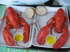 Watermans Beach Lobster ~ South Thomaston, Maine ~ Got to get that Maine Lobster