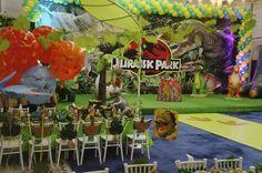 Dinosaurs Birthday Party Ideas | Photo 23 of 90