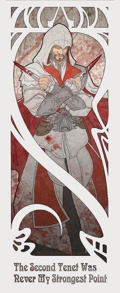 Assassin's Creed - Ezio Auditore