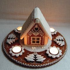 1 million+ Stunning Free Images to Use Anywhere Gingerbread Christmas Decor, Gingerbread House Designs, Gingerbread Decorations, Christmas Treats, Gingerbread Cookies, Christmas Cookies, Christmas Decorations, Gingerbread Houses, Christmas Makes