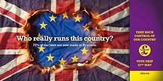 Le independentistes british, a le testa de le eleccions europee