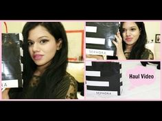 Video : My Sephora and online beauty Haul ! | Beauty & the Best