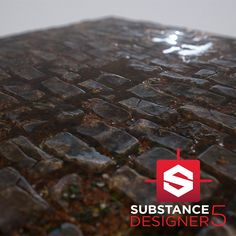 Stone Tiles Substance (SD5), Tristan Meere on ArtStation at https://www.artstation.com/artwork/Xar9a