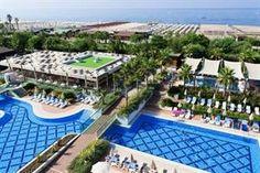 Turkije Turkse Riviera Evrenseki  Ligging: Trendy Verbena Beach ligt in Evrenseki dat onderdeel is van Side. Het hotel ligt direct aan het privé zandstrand. Het centrum van Manavgat ligt op ca. 7 km en Colakli ligt op ongeveer 3...  EUR 499.00  Meer informatie  #vakantie http://vakantienaar.eu - http://facebook.com/vakantienaar.eu - https://start.me/p/VRobeo/vakantie-pagina