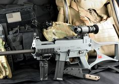 Weighing in at only 8.5 oz, the HTMI v2.0 mini FLIR scope is easy to use handheld or on your preferred rifle.  You can also slip it into your pocket for easy transport & concealment.  #thermalscopes #military #FLIR From SPI Corp, www.x20.org