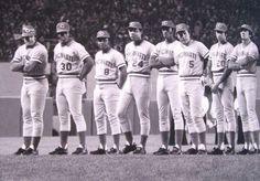 The Big Red Machine... Greatest baseball team ever!!