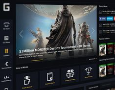 """Check out this @Behance project: """"Gaming Ladder Script"""" https://www.behance.net/gallery/30111557/Gaming-Ladder-Script"""