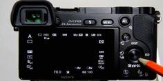 Sony A6000 Tips – How To Adjust Flexible Spot Focus Set Up Video Tutorial #Sonya6000 #Sonycamera #Flexiblespot
