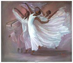 Heavenly. #art # Africanamerican #painting ANGEL WINGS