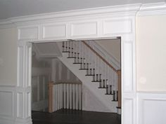 Crown moulding - Decor Mouldings...    Please Share, Repin and Like Thanks