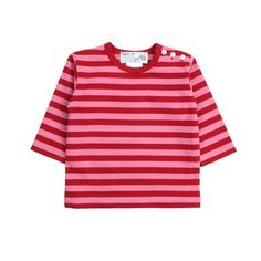 Perfect striped pullover by Agnes B. Baby. #pinhonest