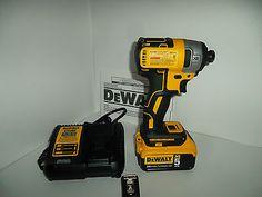 DIY  Tools Dewalt 3 Speed Impact Driver