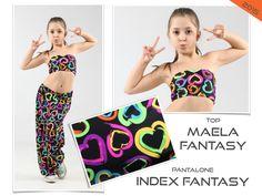 MAELA FANTASY - INDEX FANTASY costume danza saggio
