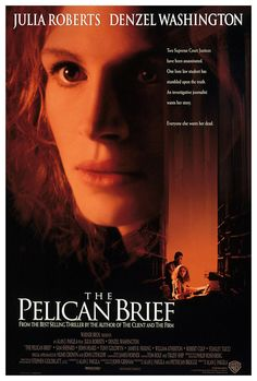 El Informe Pelícano (The Pelican Brief), de Alan J. Pakula, 1993