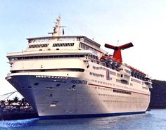 Carnival Cruise Line Fascination.  This is the one I enjoyed a few years ago.