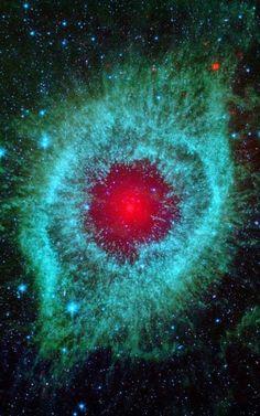 Hubble site-X-ray-helix nebula
