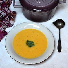 Low carb zeleninová polévka » LadyLowCarb.cz Lowes, Thai Red Curry, Paleo, Low Carb, Ethnic Recipes, Food, Lady, Diet, Essen