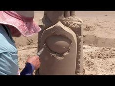 Sandcastle Shaping - making a simple Church window Church Windows, South Padre Island, Simple, How To Make, Parents