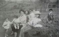 FAMILIA RINCON con Rosa Isabel de tres meses