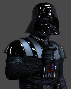 ArtStation - Darth Vader - Fan Art, Solomon Gaitan