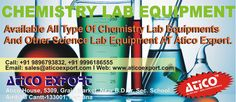 Chemistry lab looks nice by good instruments and for purchasing good chemistry instruments, you should know about the quality of instruments. Always search best Chemistry Lab Equipment Manufacturer, who can give service and guarantee of equipment.
