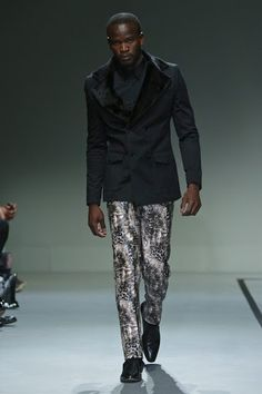 Ephymol Fall/Winter 2016 - South Africa Fashion Week | Male Fashion Trends