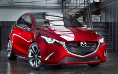 Mazda 2 2018 Hatchback Redesign and Expected Price List - http://www.carmodels2017.com/2017/06/03/mazda-2-2018-hatchback/