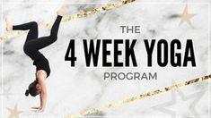 30 Tage Yoga Challenge mit Mady Morrison für Anfänger und Fortgeschrittene. Das effektive Yoga Programm um fit und glücklich ins neue Jahr zu starten.