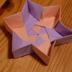 So many modular origami tutorials!  Great fun!                                                                                                                                                                                 More
