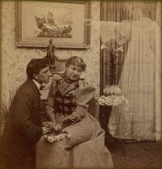 Victorian Ghost Photography