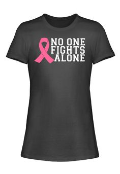 Pink Ribbon Hope Love Faith Women/'s Crew Neck T-Shirts Plus Size Breast Cancer
