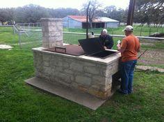 Awesome Backyard Smoker/grill