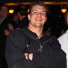 Hunk of the Day: #87 - Rob Gronkowski. New England Patriots TE