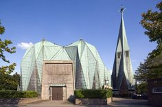 St. Paulus Neuss in Neuss, Architektur - baukunst-nrw weckhoven max.kolbe str