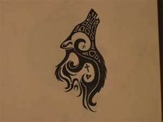 Tribal Wolf Tattoo Concept By P D Kiko On DeviantART
