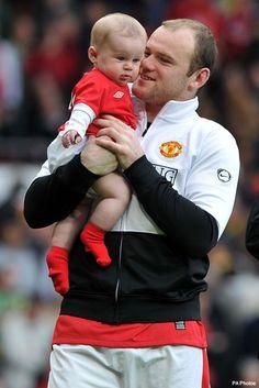Soccer...A family affair.