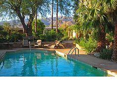 Hacienda Hot Springs Inn in Desert Hot Springs, Ca.