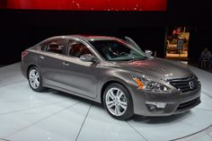 2015 nissan altima prices | 2015 Nissan Altima – Overview and Specs