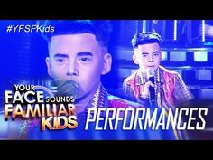 WATCH: Justin Alva Transforms To Francis Magalona on Your Face Sounds Familiar Kids | Pinoy Ambisyoso