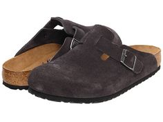 730d3a2eda44 Birkenstock Boston Soft Footbed (Unisex) Habana Oiled Leather - Zappos.com Free  Shipping