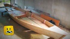 How to make a boat fast and easy Boat Building, Building Ideas, Floating Boat, Make A Boat, Easy Youtube, Boat Stuff, Dan, Make It Yourself, How To Make