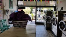 We have 10 washers (including 1 x 27kg  and 2 x 18kg large capacity washers), 8 gas driers, a change machine, detergent & softener dispensers and free parking. Our machines have card readers too. This is a clean, friendly and well loved laundromat that also  offers a wash, dry, fold and an ironing service. Coin Change Machine, Washers, Free Wifi, Gold Coast, Washing Machine, Home Appliances, Australia, House Appliances, Kitchen Appliances
